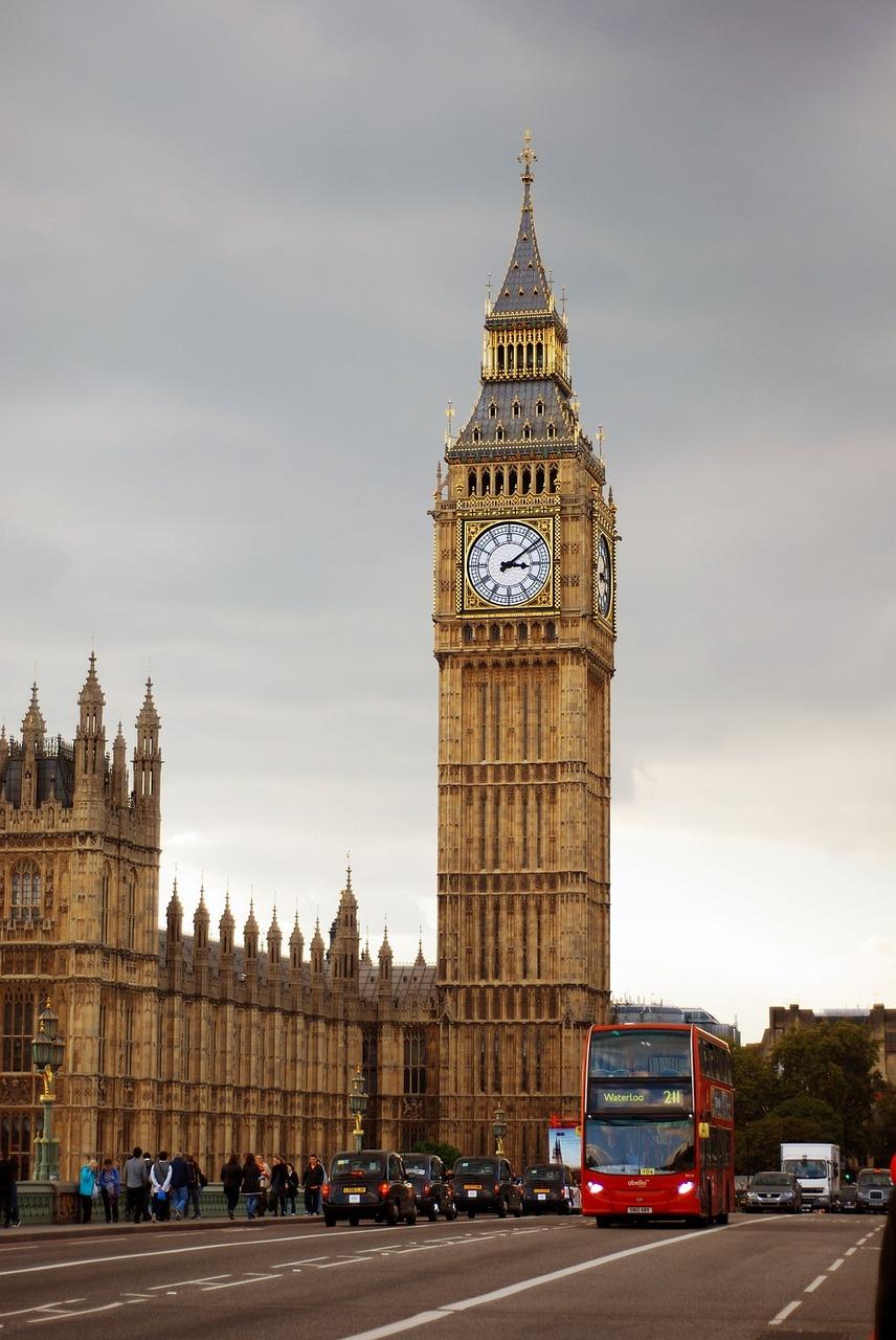 big ben londynie