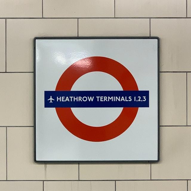 5 Flughäfen in London